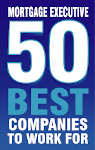 Mortgage Executive Top 50 logo